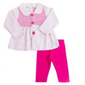 2903 conjunto rosa