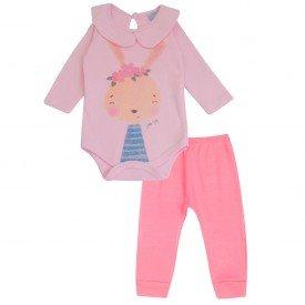 40105 conjunto rosa
