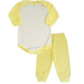 1155 conjunto amarelo