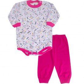 1163 pink conjunto