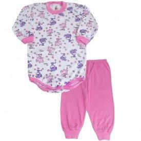 1163 conjunto rosa