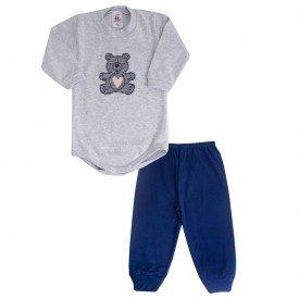 1147 azul conjunto urso