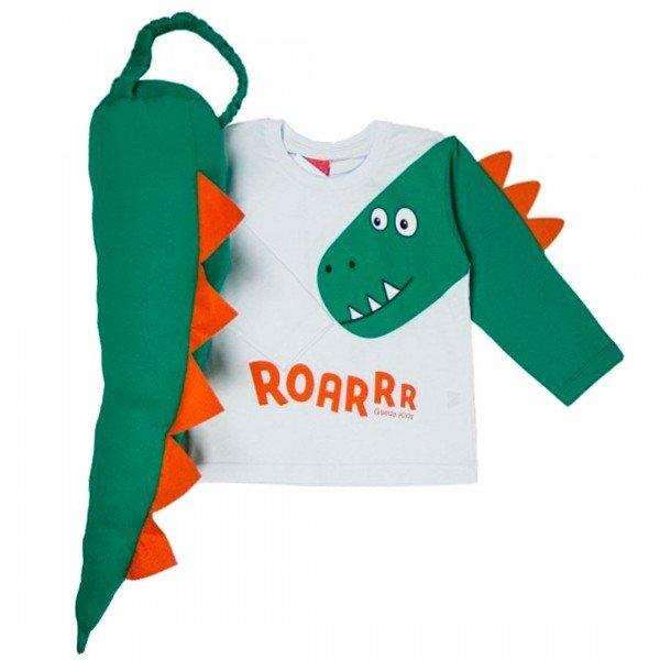 camiseta dinossauro 7202 1 ed
