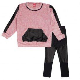 21211 conjunto rosa
