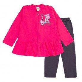 2542 conjunto rosa