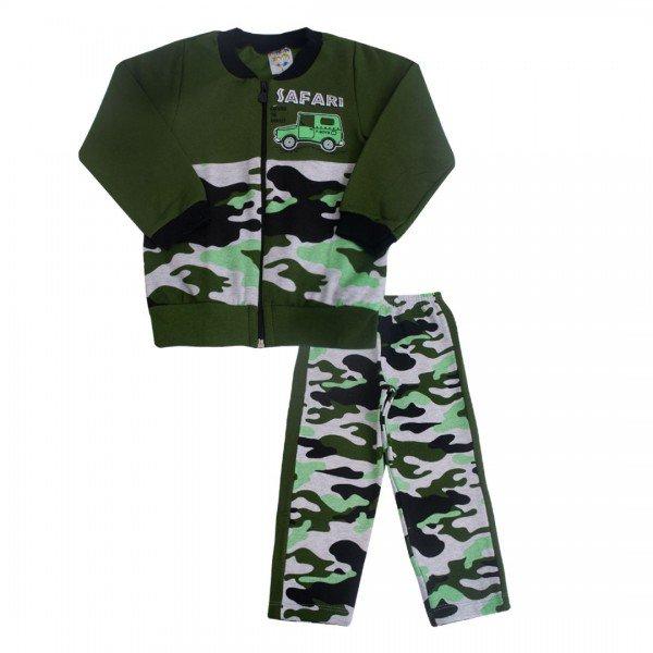 8715 conjunto verde