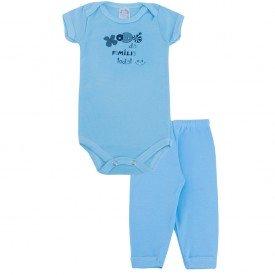 00012 conjunto azul