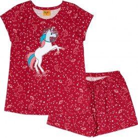 8798 vermelhointenso top frente 02 conjunto pijama