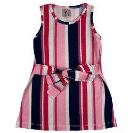 2064 rosa vestido
