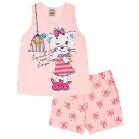 21110 conjunto rosa