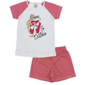pijama vermelho conjunto