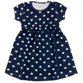vestido marinho