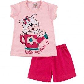 21112 conjunto rosa