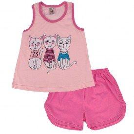 21116 conjunto rosa