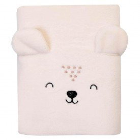 5322 cobertor microfibra bebe unissex coelhinho off dudalui 3
