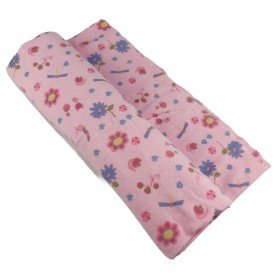 4545 cobertor mantinha bebe menina flores rosa 1 dudalui