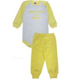 1150 conjunto amarelo