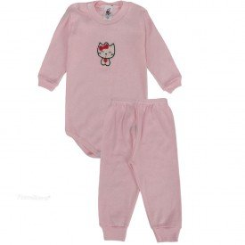 1152 conjunto rosa