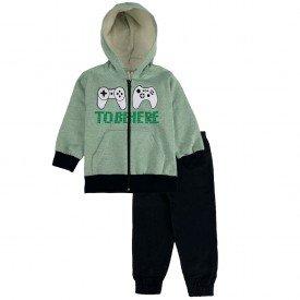 2002 conjunto verde