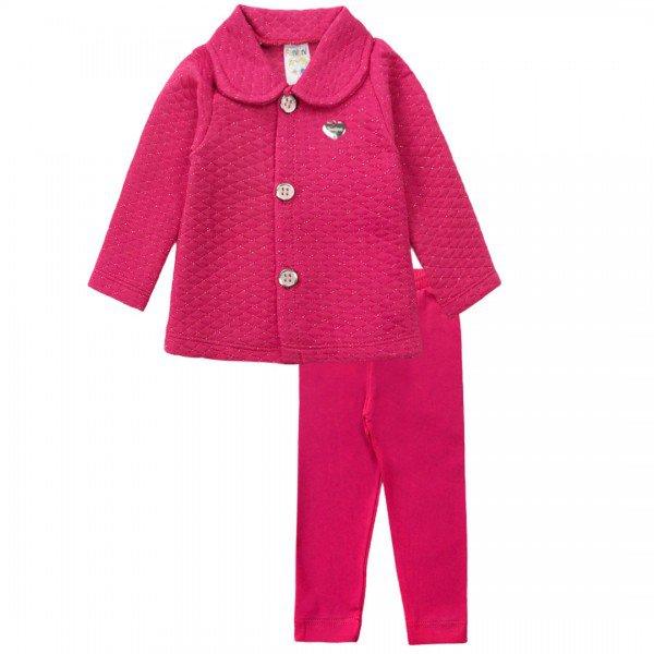2904 conjunto rosa